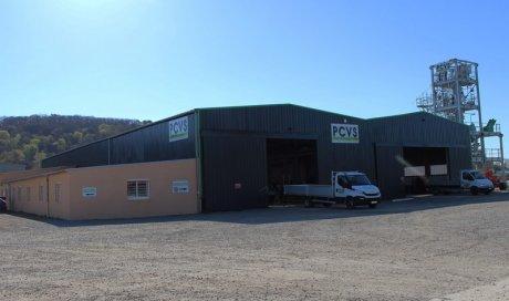 Nouvel atelier de tuyauterie Isère