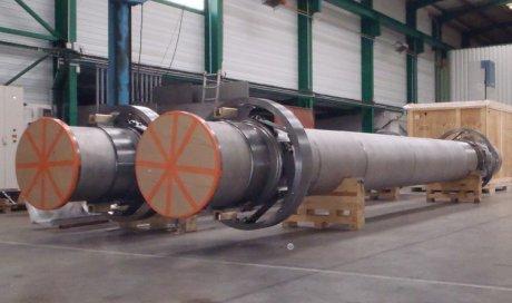 Chaudronnerie dans l'industrie du nucléaire Isère